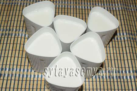 Йогурт в мультиваркеы с эвиталией