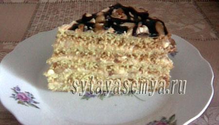 песочный торт-tort-iz-pesochnogo-testa