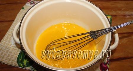 Тонкие блины на кефире с кипятком рецепт пошагово
