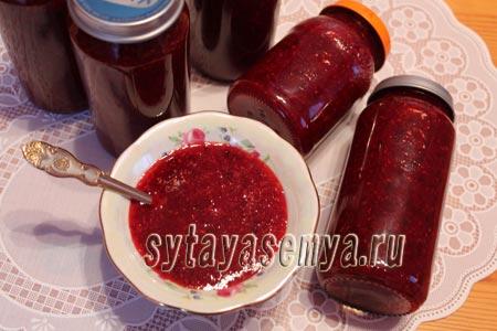 klyukva-s-saharom-na-zimu-Клюква с сахаром на зиму