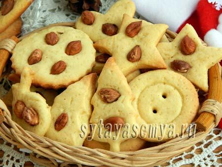 imbirnoe-pechene-recept-имбирное печенье рецепт