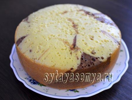 Как приготовить пирог на сметане в мультиварке: