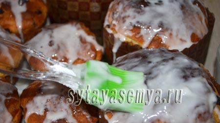 Вкусный простой кулич на Пасху: рецепт с фото пошагово