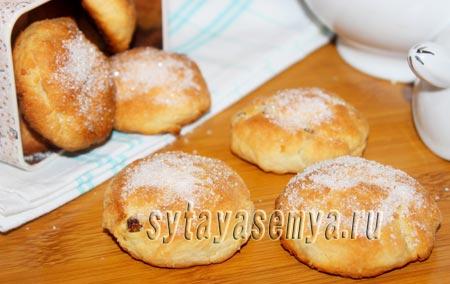 Печенье из творожной массы: рецепт с фото пошагово