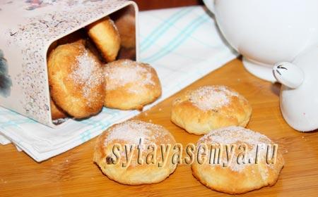 печенье из творожной массы