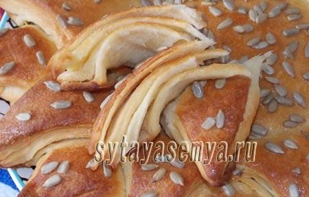 Как приготовить домашний хлеб Подсолнух