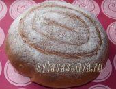 Миниатюра к статье Хлеб ржано-пшеничный с отрубями