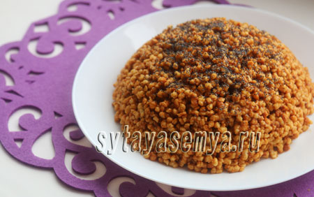 рецепт муравейника со сгущенкой