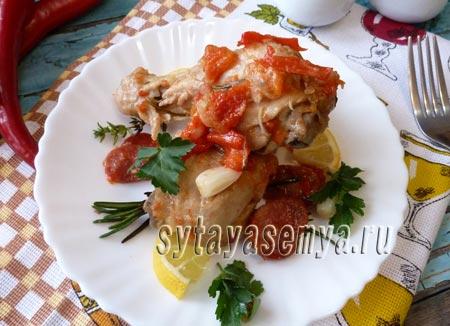 Гарнир к курице рецепт пошагово