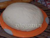 Миниатюра к статье Тесто на йогурте для дрожжевых пирогов и булочек (без яиц)