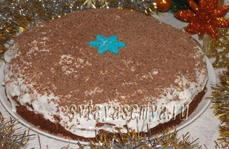 Ржаной пирог на кефире
