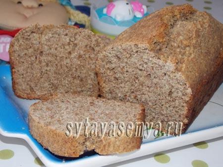 Банановый хлеб в духовке с орехами
