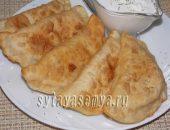 Миниатюра к статье Парахти — лепёшки с картофельной начинкой