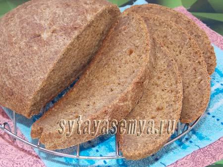 Ржаной хлеб с творогом рецепт