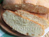 Миниатюра к статье Круглый домашний хлеб на воде и сливочном масле