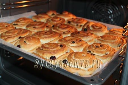 сладкие булочки на сыворотке рецепт
