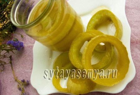 kabachki-kak-ananasy-na-zimu-кабачки как ананасы на зиму