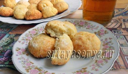recept-syrnikov-v-duhovke-Рецепт сырников из творога в духовке