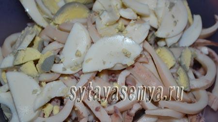 salat-s-kalmarami-i-gribami-2