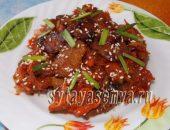 Миниатюра к статье Пулькоги рецепт корейской кухни