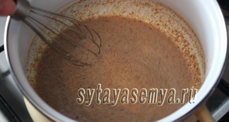 Диетические конфеты Коровка: пошаговый рецепт с фото