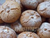 Миниатюра к статье Ореховое печенье
