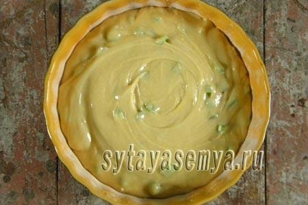 Пирог с ревенем: пошаговый рецепт с фото