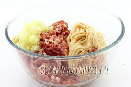 Котлеты из свинины в духовке: рецепт с фото