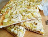 Миниатюра к статье Вегетарианская пицца с картофелем