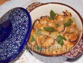 Миниатюра к статье Куриное филе с ананасами в духовке