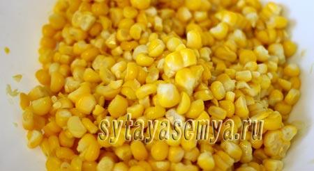 Как заморозить кукурузу в зернах на зиму