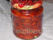 Миниатюра к статье Как приготовить вяленые помидоры в духовке на зиму