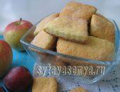 Миниатюра к статье Печенье на растительном масле