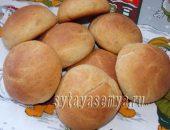 Миниатюра к статье Яблочно-ореховые булочки в духовке