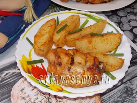 Как приготовить курицу Тандури