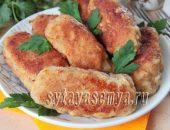 Миниатюра к статье Куриные палочки в панировке с сыром и специями