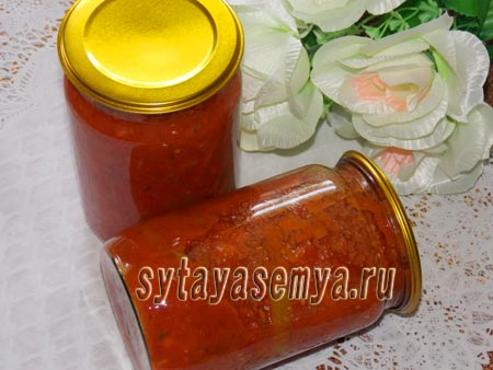 Морковь в томате на зиму, пошаговый рецепт с фото