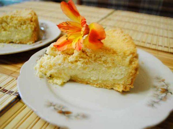 Королевская ватрушка: рецепт с фото пошагово с творогом в духовке (самые вкусные)