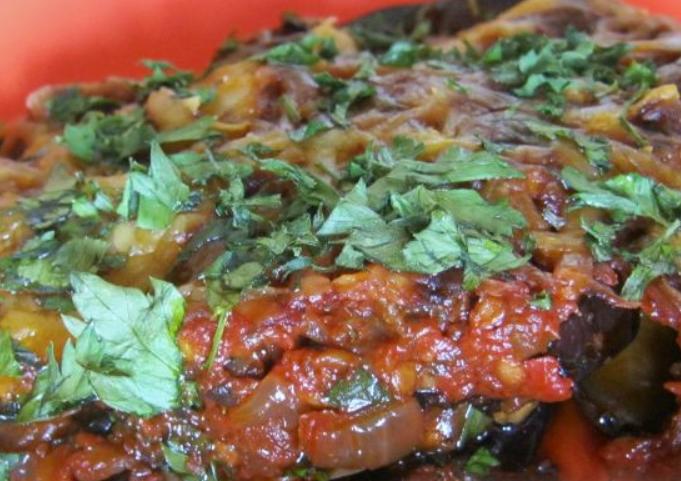 Блюда из баклажан: рецепты с фото простые и вкусные (лучшее)
