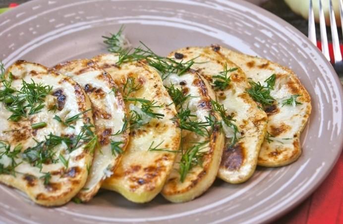 Патиссоны жареные: рецепты быстро и вкусно с фото пошагово