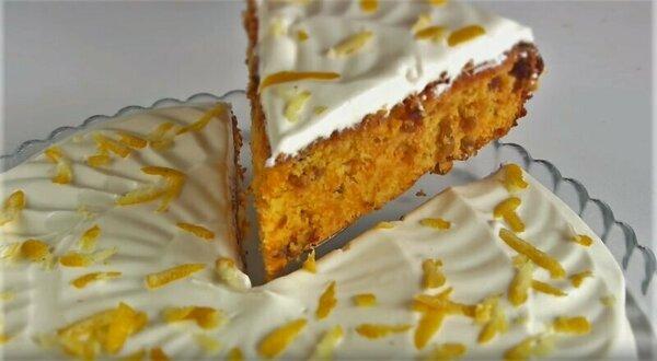Морковный пирог - самый простой и вкусный рецепт с фото: в духовке, в мультиварке, постный, праздничный