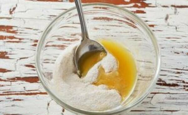 Быстрые рецепты глазури для пасхальных куличей без белков