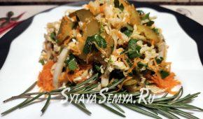 Миниатюра к статье Cалат из пекинской капусты — самый простой рецепт